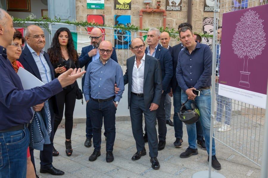 Il Procuratore Nazionale Antimafia Federico Cafiero De Raho inaugura il GREST 2019