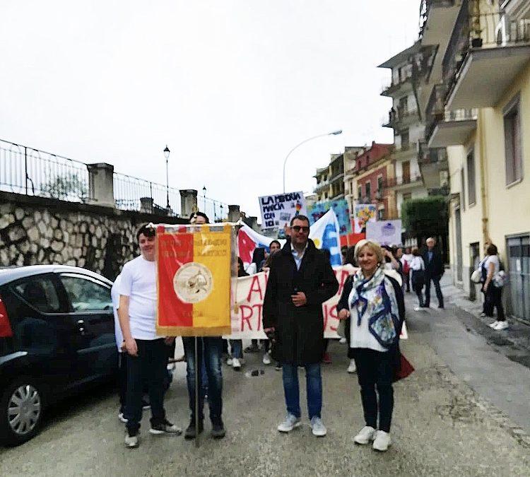 Strage di Capaci 300 studenti in marcia per la legalità