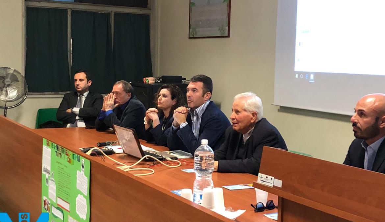 Legalità e ambiente: chiesa, istituzioni e associazioni all'I.C. Stroffolini.