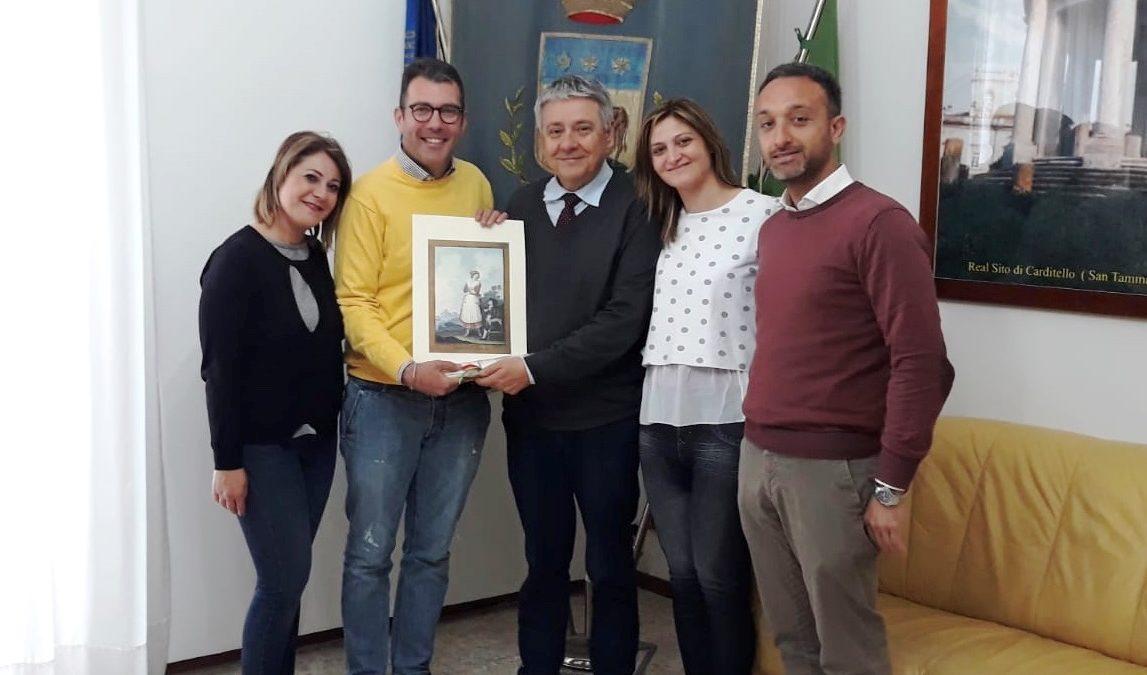 """Premio Nazionale """"Legalità e Sicurezza Pubblica"""" in memoria dell'agente di PS Domenico Russo."""